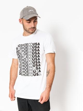 T-shirt DC Work Hard (snow white)