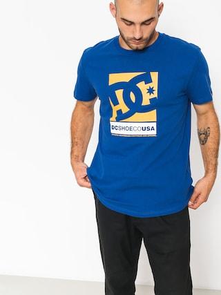 T-shirt DC Wilin 18 (sodalite blue)