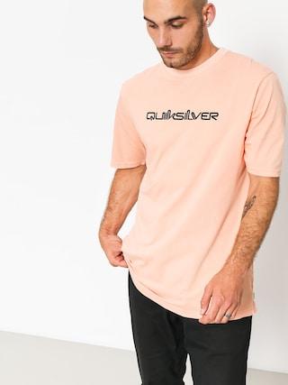 T-shirt Quiksilver Original Quik Col (peach parfait)