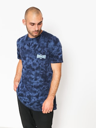T-shirt Quiksilver Rock In Rails (bijou blue)