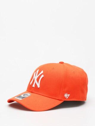Czapka z daszkiem 47 Brand New York Yankees Mvp ZD (orange)