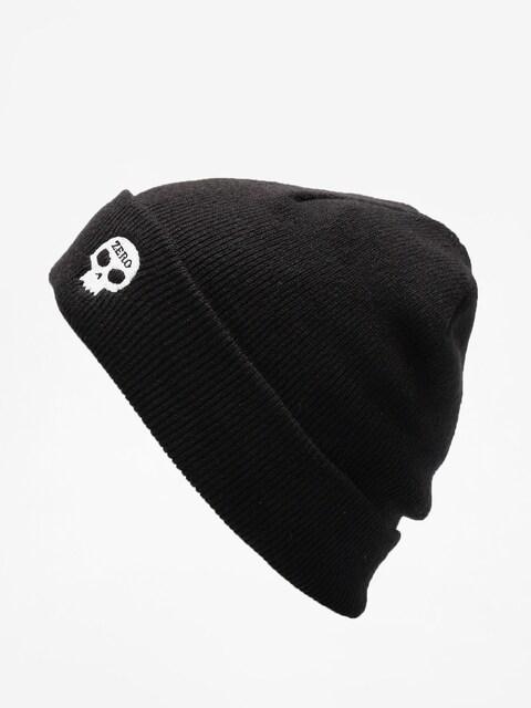 Czapka zimowa Zero Skull Beanie (black)