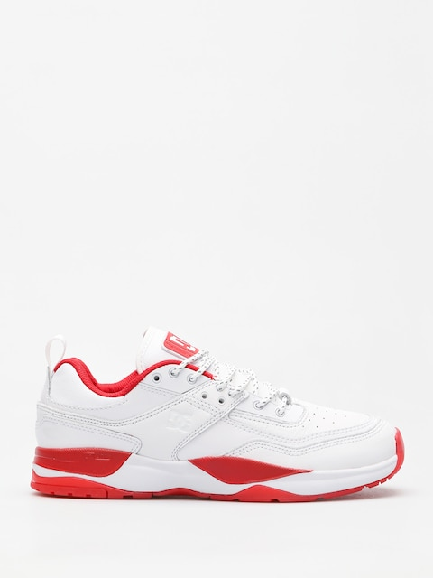 Buty DC E Tribeka S Js (white/red)