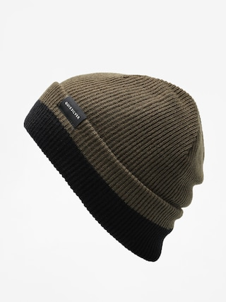 Czapka zimowa Quiksilver Performed Color Block 2 Beanie (forest night)