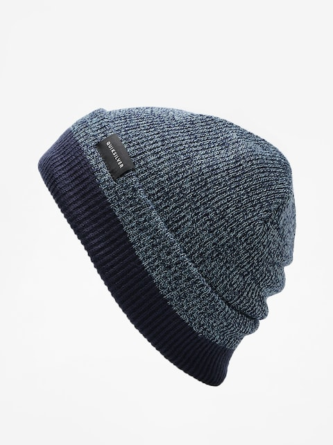 Czapka zimowa Quiksilver Performed Color Block 2 Beanie (medieval blue)