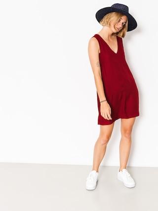 Sukienka Element Else Wmn (red dalhia)