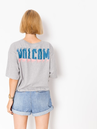 T-shirt Volcom Super Stoned Wmn (hgr)