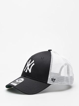 Czapka z daszkiem 47 Brand New York Yankees Branson ZD (black)