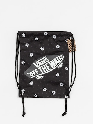 Plecak Vans Benched Bag Wmn (black abstract daisy)