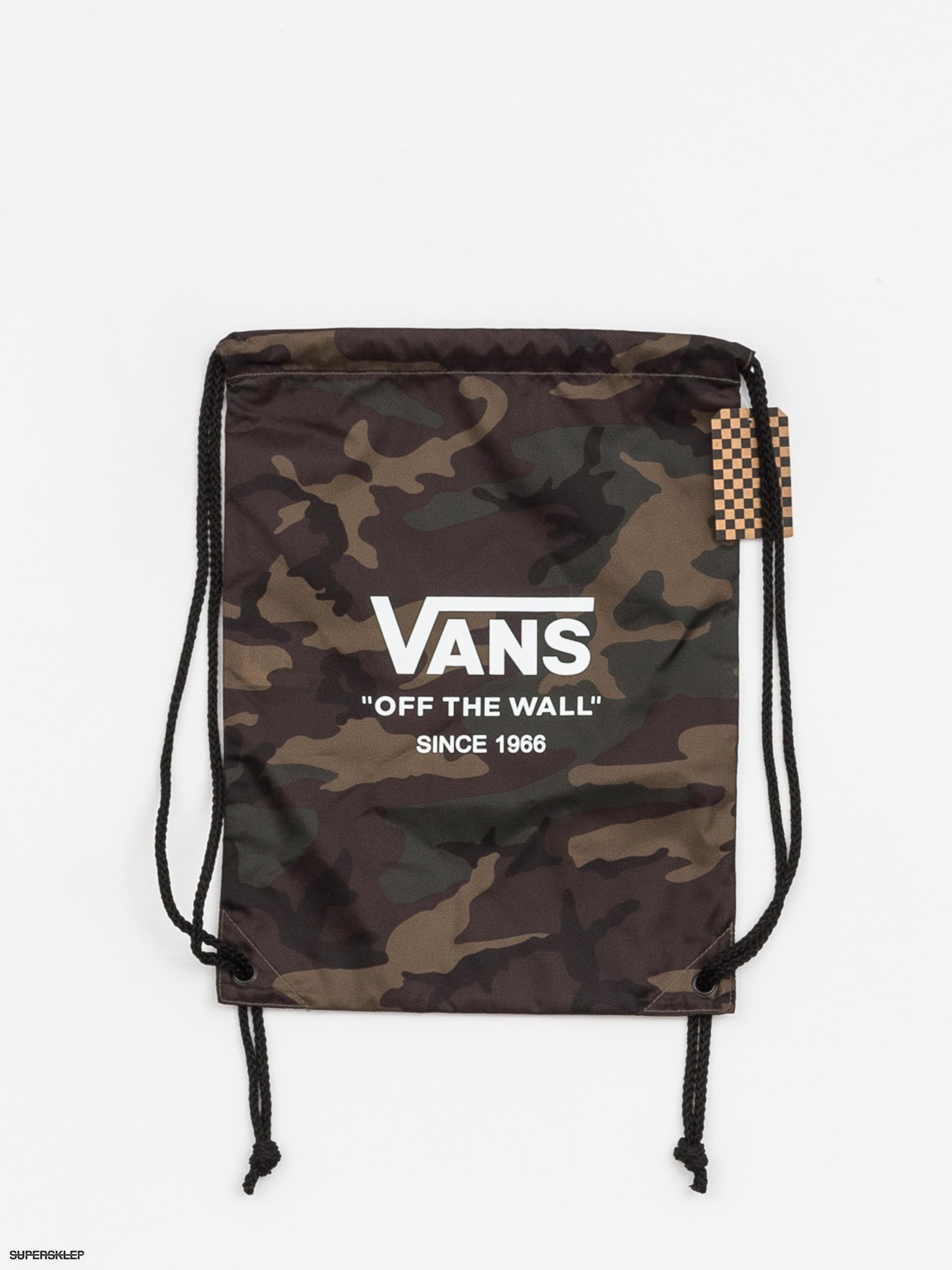 6b41074932b5a Plecak Vans League Bench Bag (camo/white)