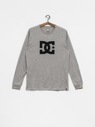 Longsleeve DC Star (grey heather)