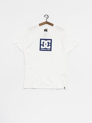 T-shirt DC Square Star (snow white)