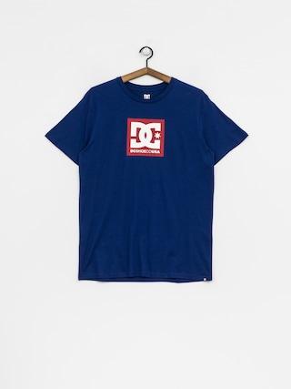 T-shirt DC Square Star (sodalite blue)