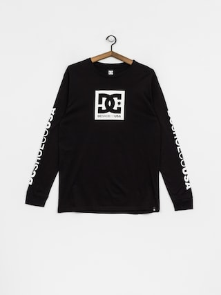 Longsleeve DC Square Star (black)
