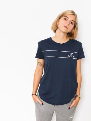 T-shirt Roxy Sunset Lovers A Wmn (dress blues)