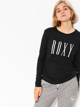 Longsleeve Roxy Red Sunset Wmn (true black)