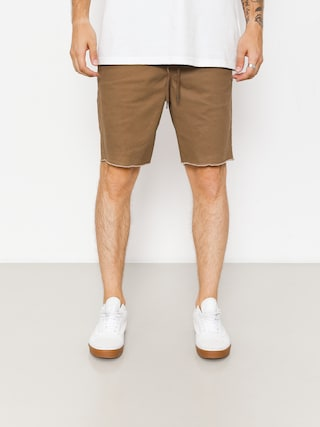 Szorty Brixton Madrid (dark khaki)