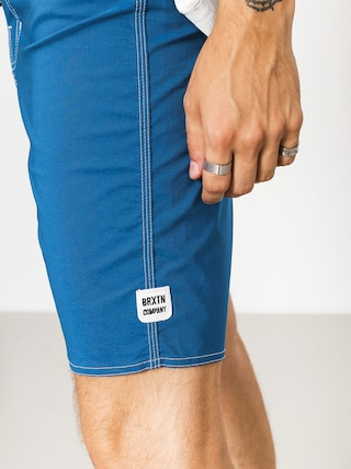 Boardshorty Brixton Barge Solid Trunk (deep blue)
