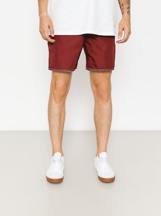 Boardshorty Brixton Bering II Trunk (burgundy/white)
