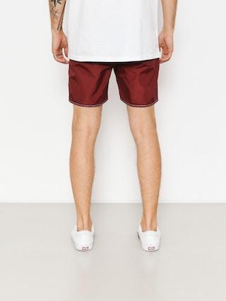 Boardshorty Brixton Bering II Trunk (burgundy/white)