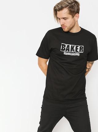 T-shirt Baker Brand Logo (black)