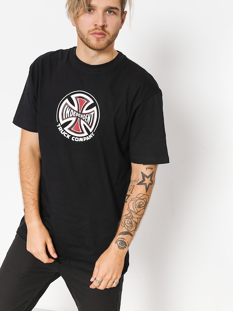 T-shirt Independent Truck Co (black)