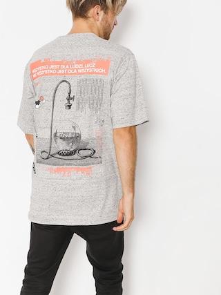 T-shirt Stoprocent Alco (melange)