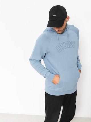 Bluza z kapturem Etnies Vintage HD (blue)