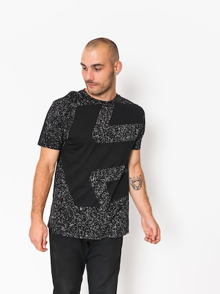 T-shirt Etnies Speckle Icon (black)