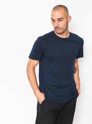 T-shirt DC Basic Pocket (black iris)