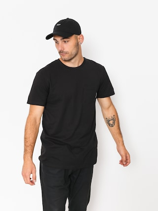 T-shirt DC Basic Pocket (black)