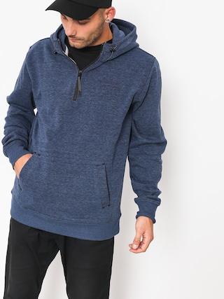 Bluza z kapturem Quiksilver Yattemi HD (bijou blue heather)