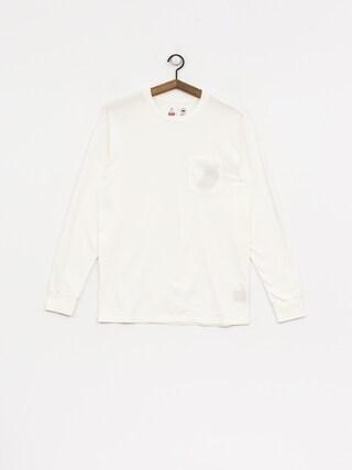Longsleeve Brixton Basic LS Pkt (off white)