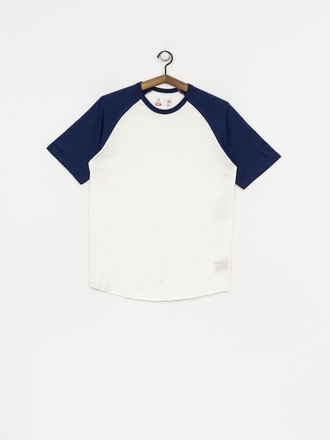T-shirt Brixton Basic Baseball