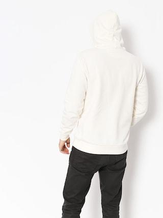 Bluza z kapturem Brixton Basic HD (off white)