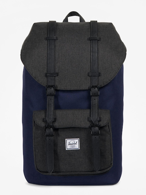 Plecak Herschel Supply Co. Little America (peacoat/black crosshatch)