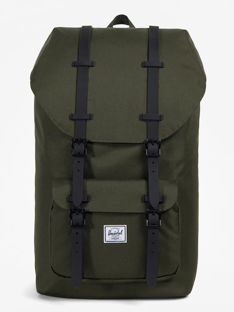 Plecak Herschel Supply Co. Little America (forest night/black)