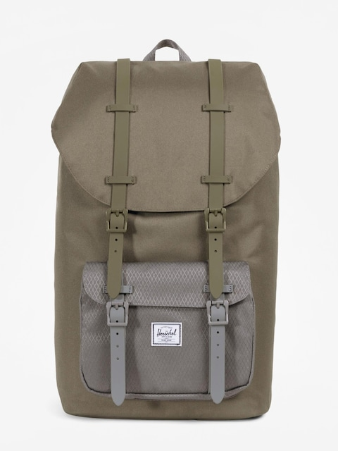 Plecak Herschel Supply Co. Little America (ivy green/smoked pearl)