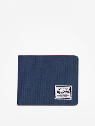 Portfel Herschel Supply Co. Roy Rfid (navy/red)
