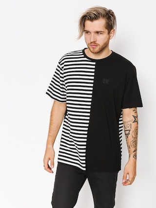 T-shirt The Hive Black N Stripes (black/white)