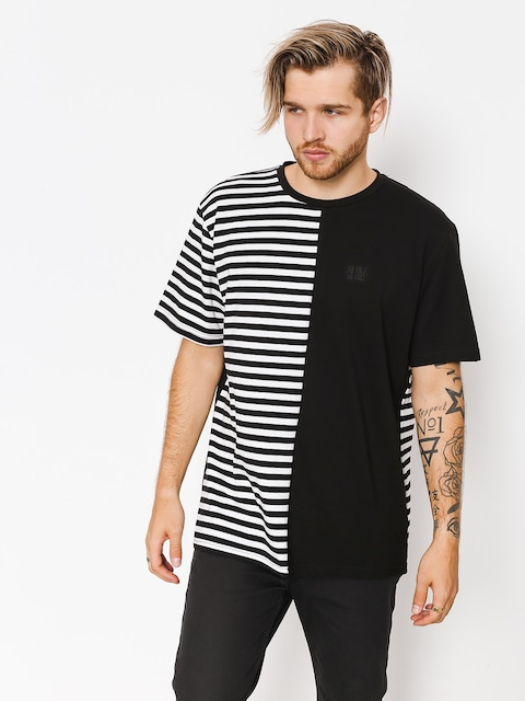 T-shirt The Hive Black N Stripes