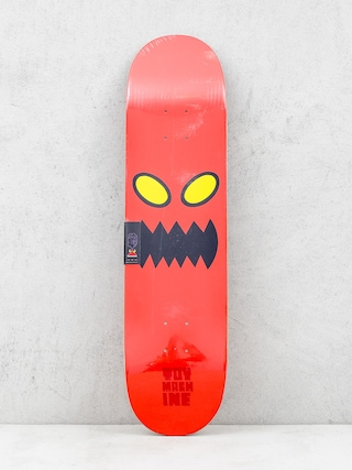 Deck Toy Machine Monster Face 8.0''