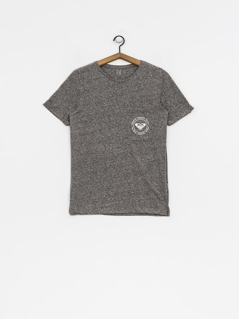 T-shirt Roxy Miss Military A Wmn (charcoal heather)