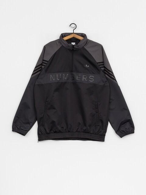 Kurtka adidas Numberstop (black/grey five/carbon)