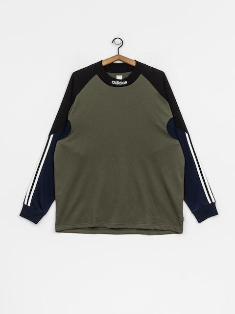 Bluza adidas Goalie (base green/black/collegiate navy)