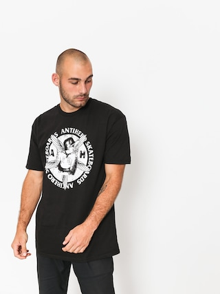 T-shirt Antihero Og Eaglin (black/white)