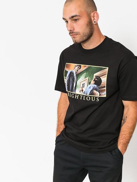 T-shirt DGK Righteous (black)