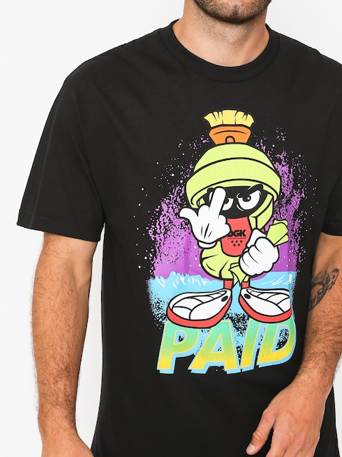 T-shirt DGK Paid (black)
