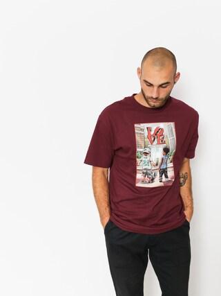T-shirt DGK Lil Dgk (burgundy)