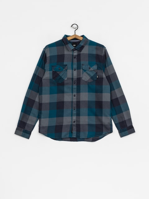 Koszula Vans Box Flannel (corsair/stormy weather)